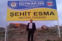 ŞEHİT ESMA HATIRA ORMANI
